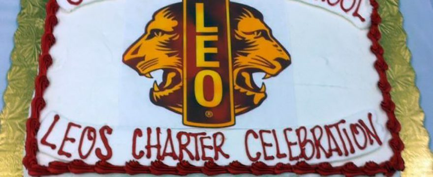 Clarksburg Leo Club Charter Night